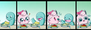 Squirtle: First Dates