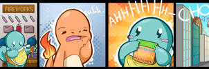 Squirtle: Friendly Fires by SHIBUYA401