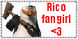 Rico fangirl stamp by PsychoAngel51402