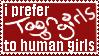 Req: Toon Girls Stamp by PsychoAngel51402