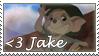 Jake fanstamp by PsychoAngel51402