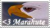 Marahute fanstamp by PsychoAngel51402