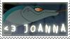 Joanna fanstamp by PsychoAngel51402