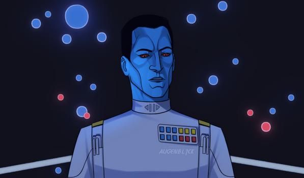 Star Wars: Rebels. Grand Admiral Thrawn