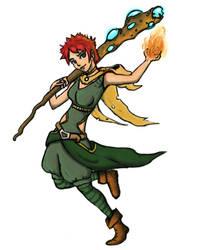 Sorceress FEZ