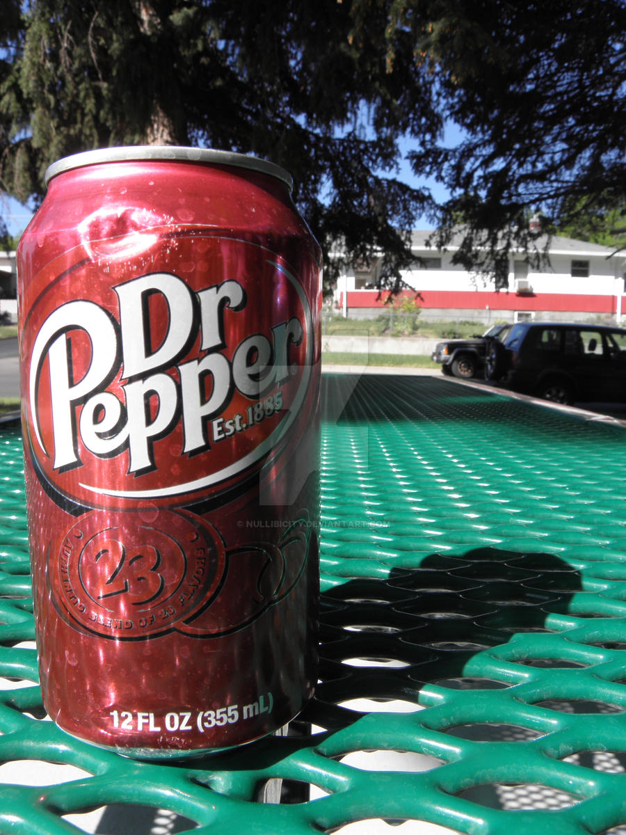 Dr. Pepper by Nullibicity