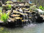 Waterfall 3 by DragonladysLair