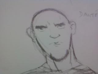Dante' by TheWindBear