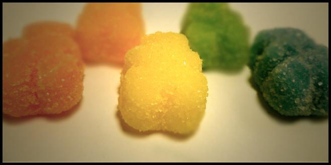Rainbow Gummy Line by Amkii