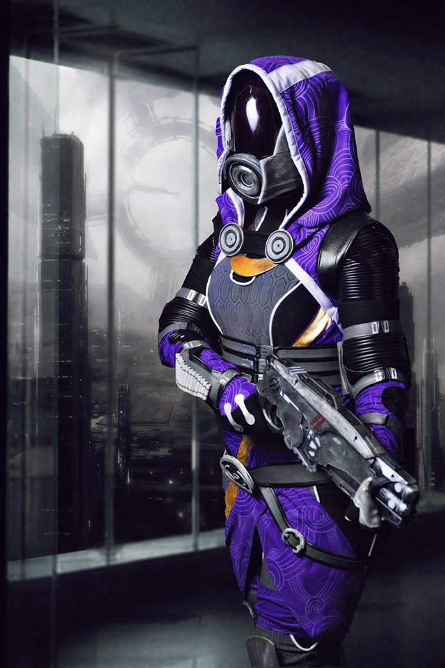 Tali - Mass Effect by NatAtalante