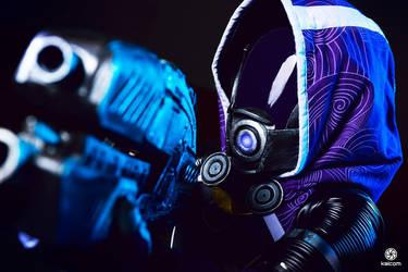 Tali'Zorah - Mass Effect by NatAtalante
