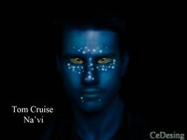 Tom Cruise AVATAR TEST