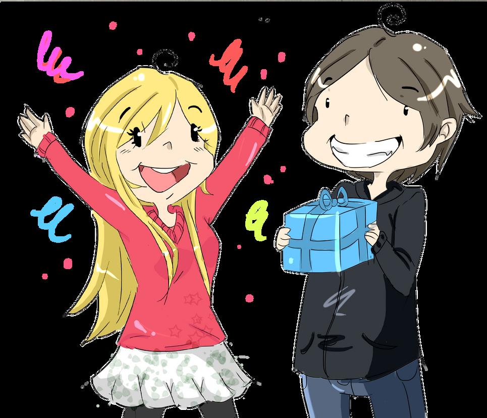 Happy Birthday Siegfried! :D by AppleLove-chan