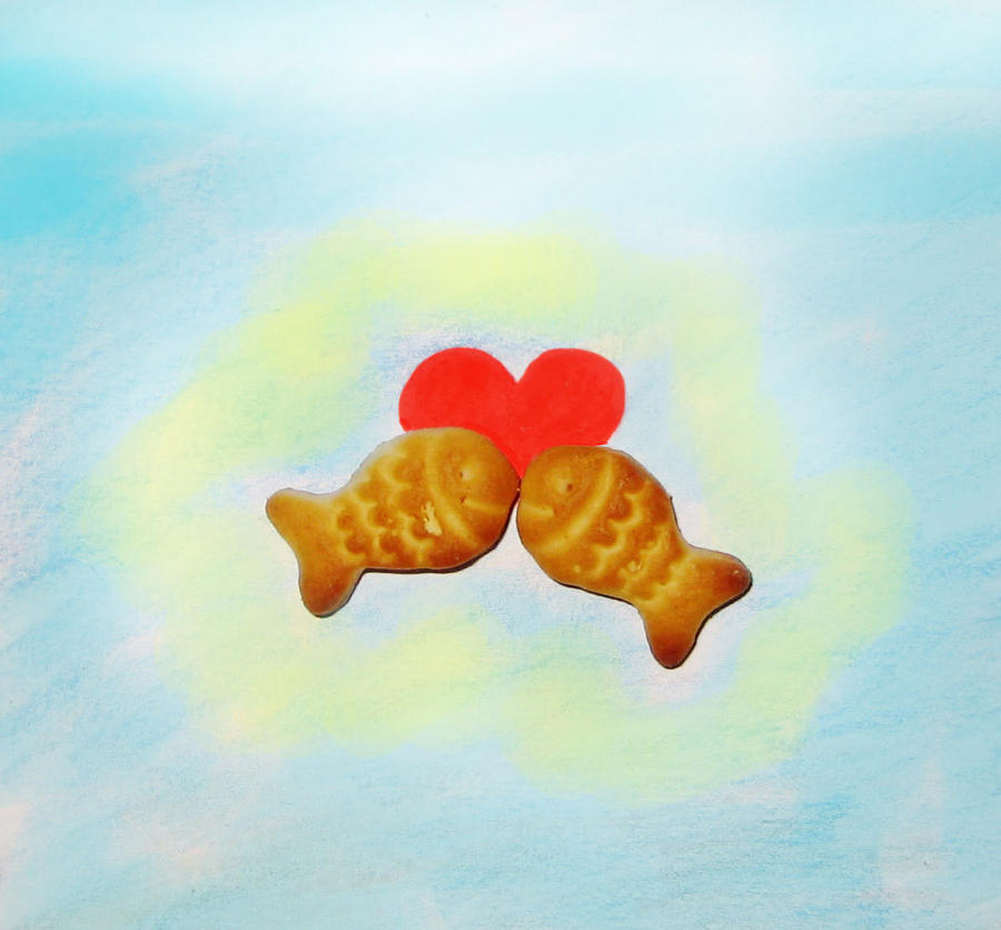 Fish love by uzay for I love the fishes