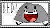 BFDI Stamp by MelodySpiritLotus