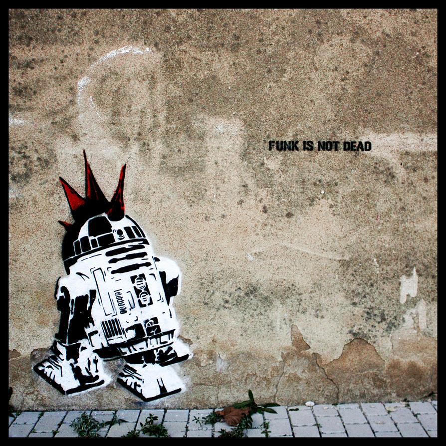 funk is not dead by exosquelette