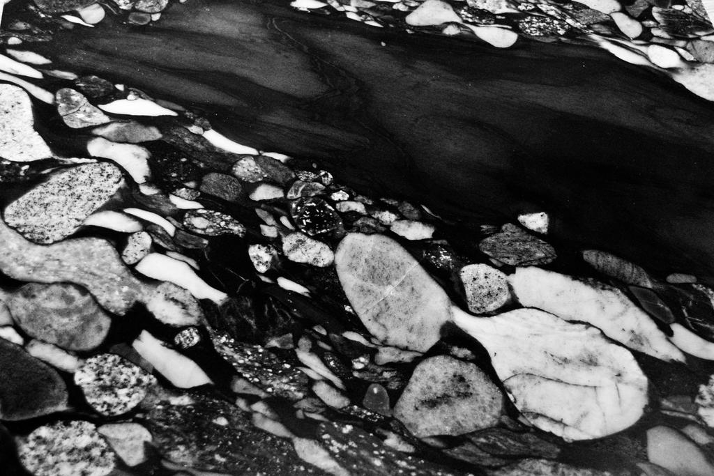 River of rock by exosquelette