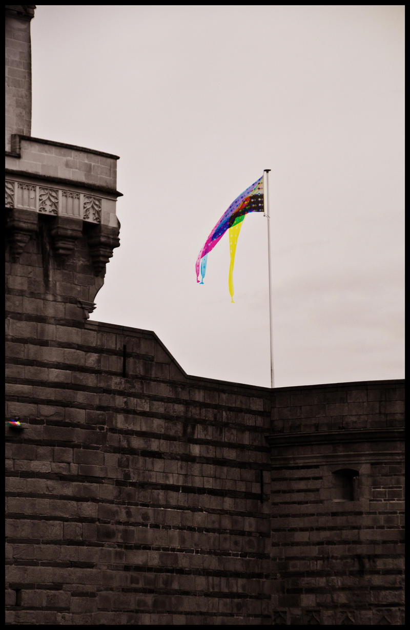 Sequential Serie : To The Flag by exosquelette