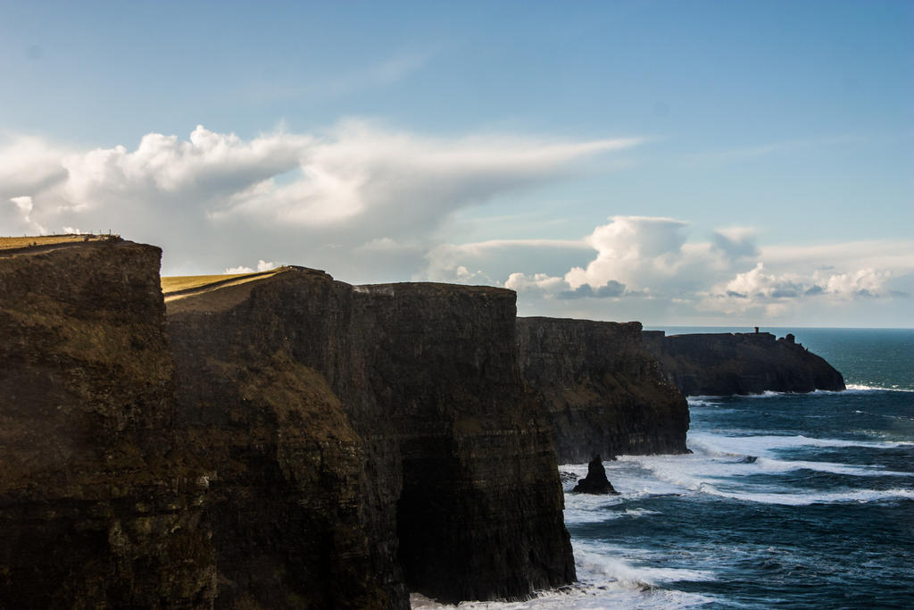 cliff of moher 01 by exosquelette