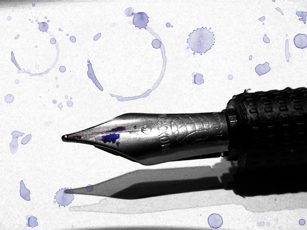 pen by exosquelette