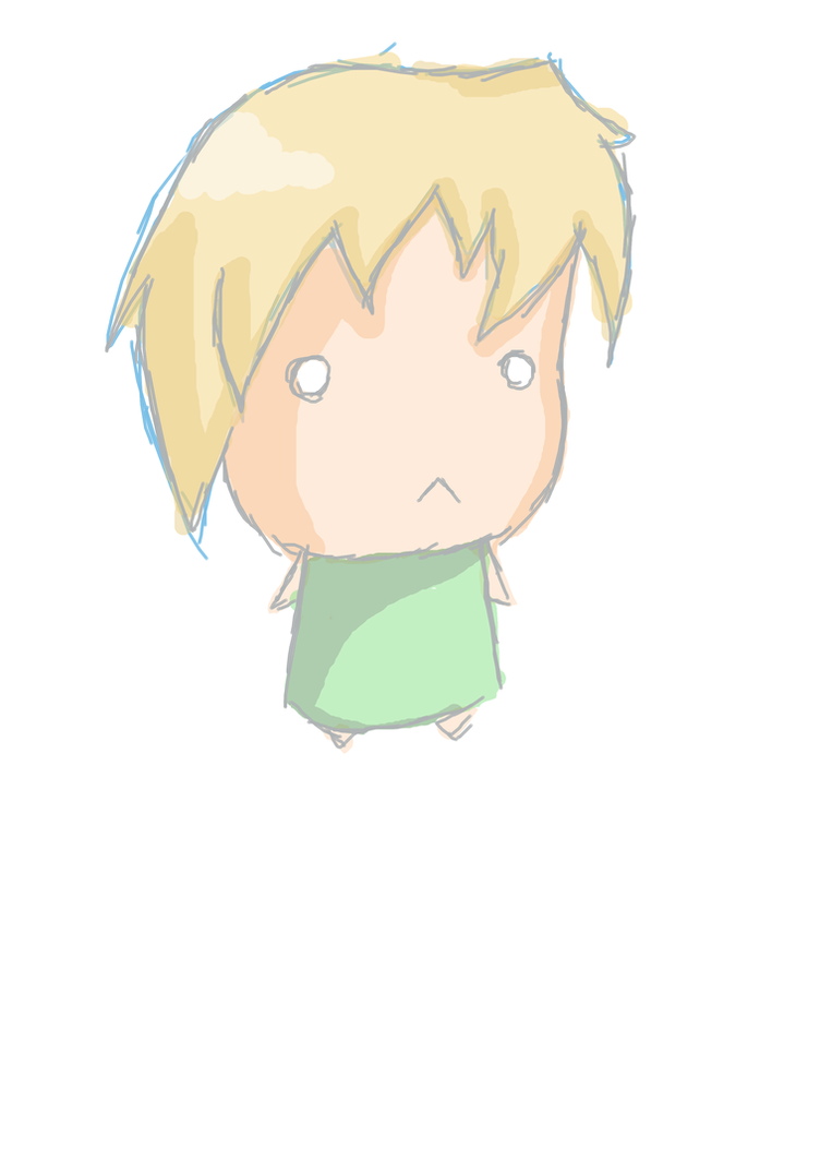 Chibi  by JVA-Doodles