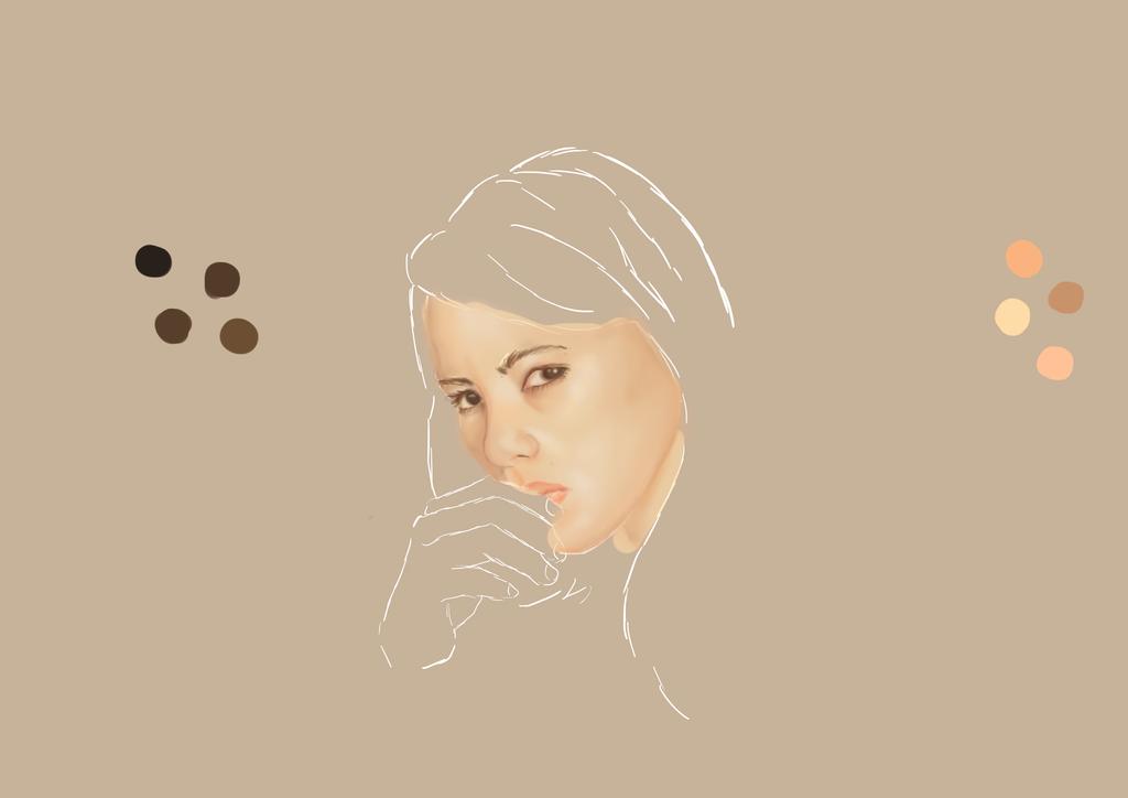 Practice skin by JVA-Doodles