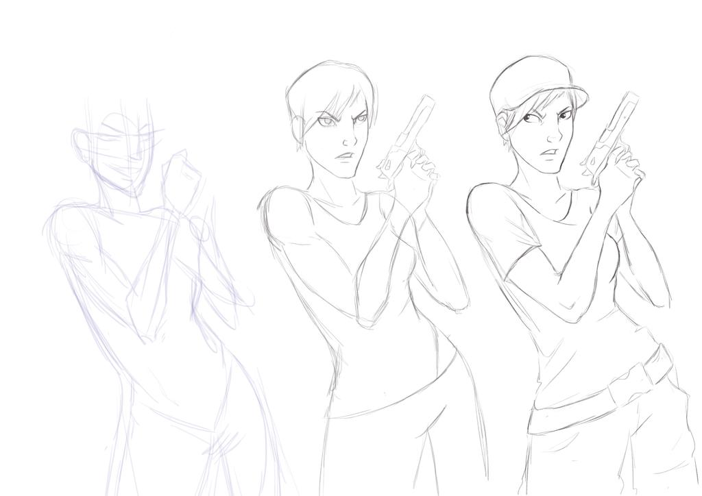 My Process... by JVA-Doodles