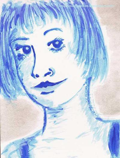 Blue by noisybubbles