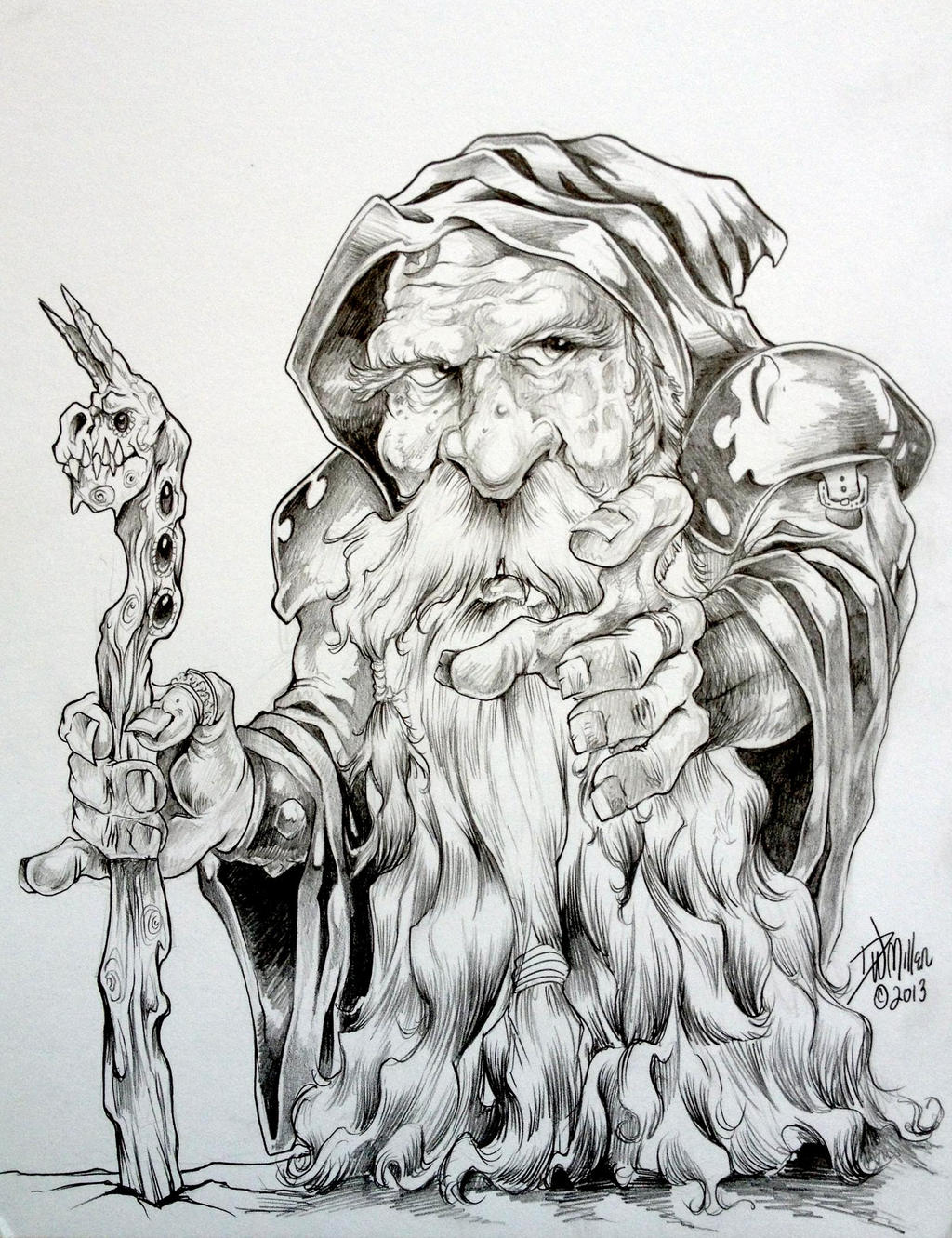 Diablo  Druid Craft