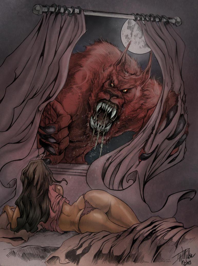 Werewolf porn pics adult image