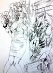 Werewolf Sexy By DW Miller