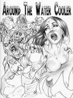 Zombie Gossip By Dw Miller by ConceptsByMiller