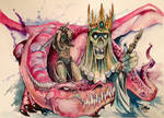 Goran Old Gods By DW Miller