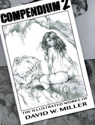 Compendium 2 Limited Edition book BY Miller