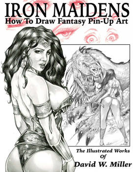 Deviants Only How To Draw Fantasy Pin Up by Miller