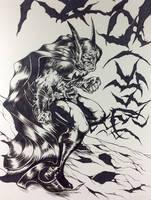 I am Batman By DW Miller by ConceptsByMiller