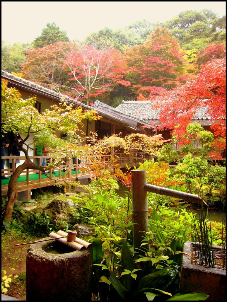 Zen gardens .take 2. by calenheniel