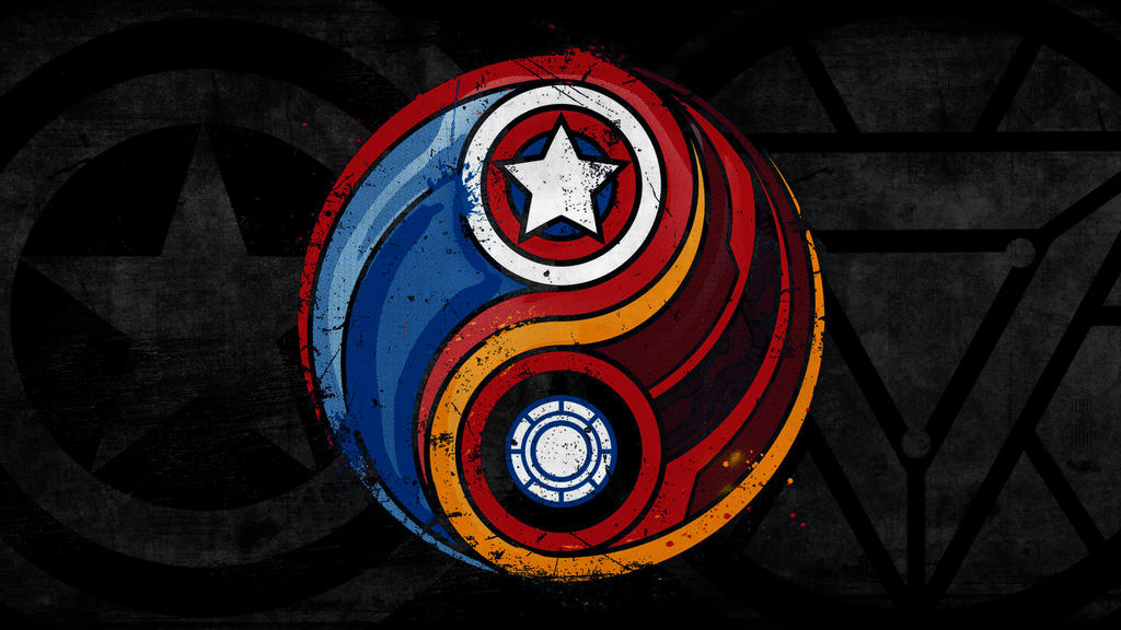 Marvels Civil War Wallpaper By Riptide11