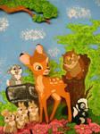 Bambi by imagineBeyondReality