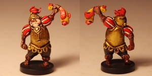 Game Miniature: Sir Example