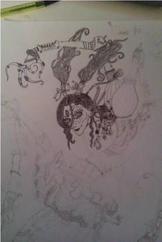 Jynx Monkey Girl [WIP]