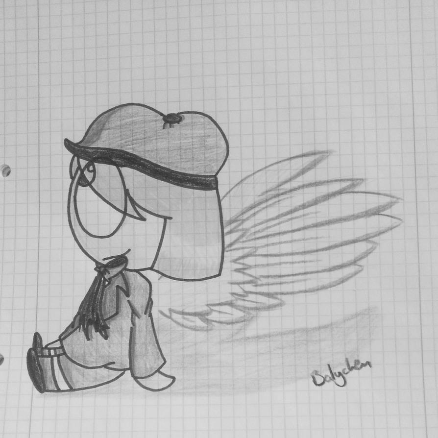 Angel by Balychen