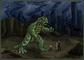Gamera, The Friend to Children