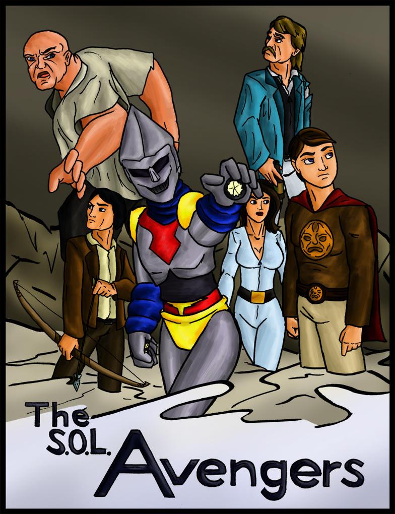 SOL Avengers:  Assemble by ArchiCrash