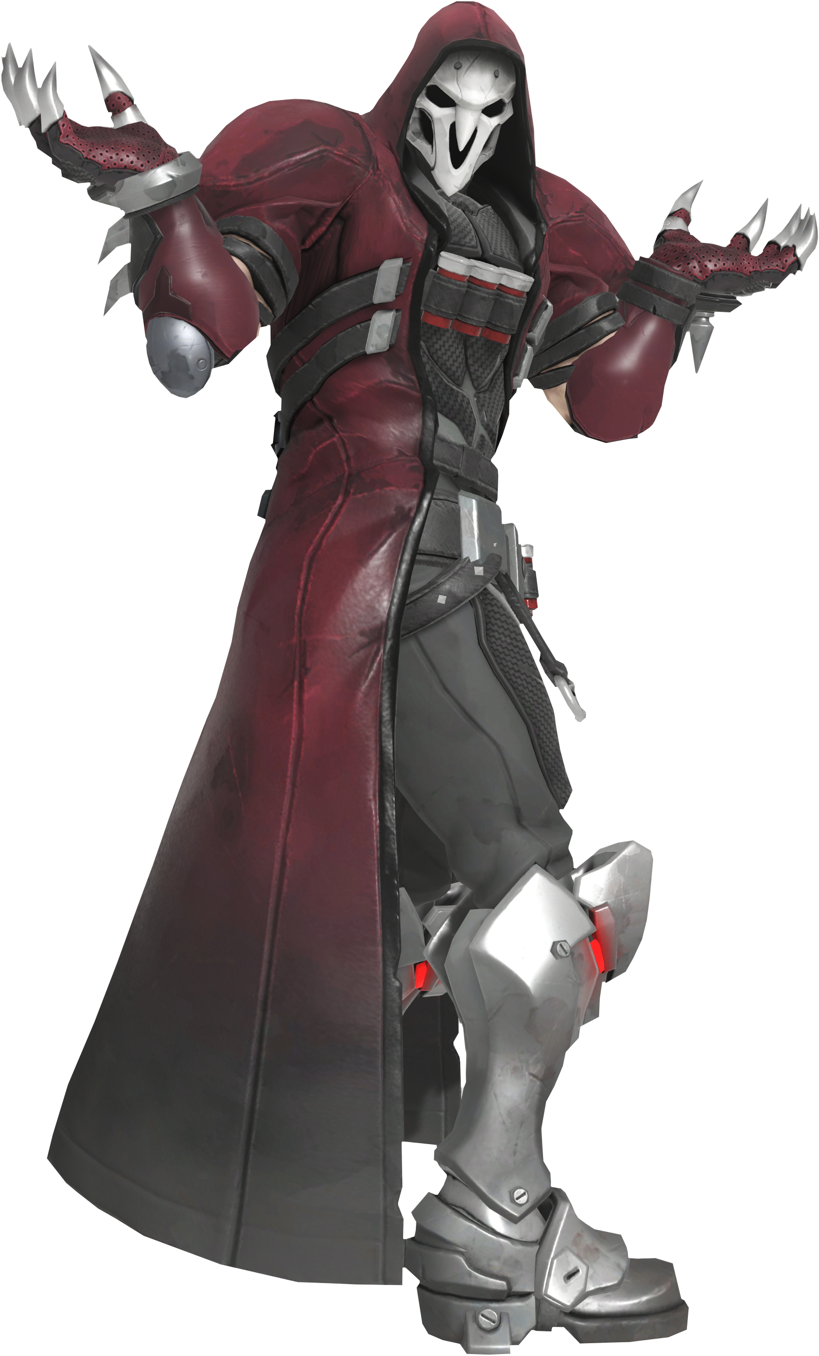 Quot The Shrug Gallery Quot Most Of Reaper S Skins In The