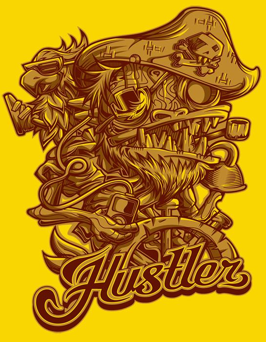 Hustler by bogielicious