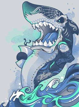 Sharkastico de Muerte