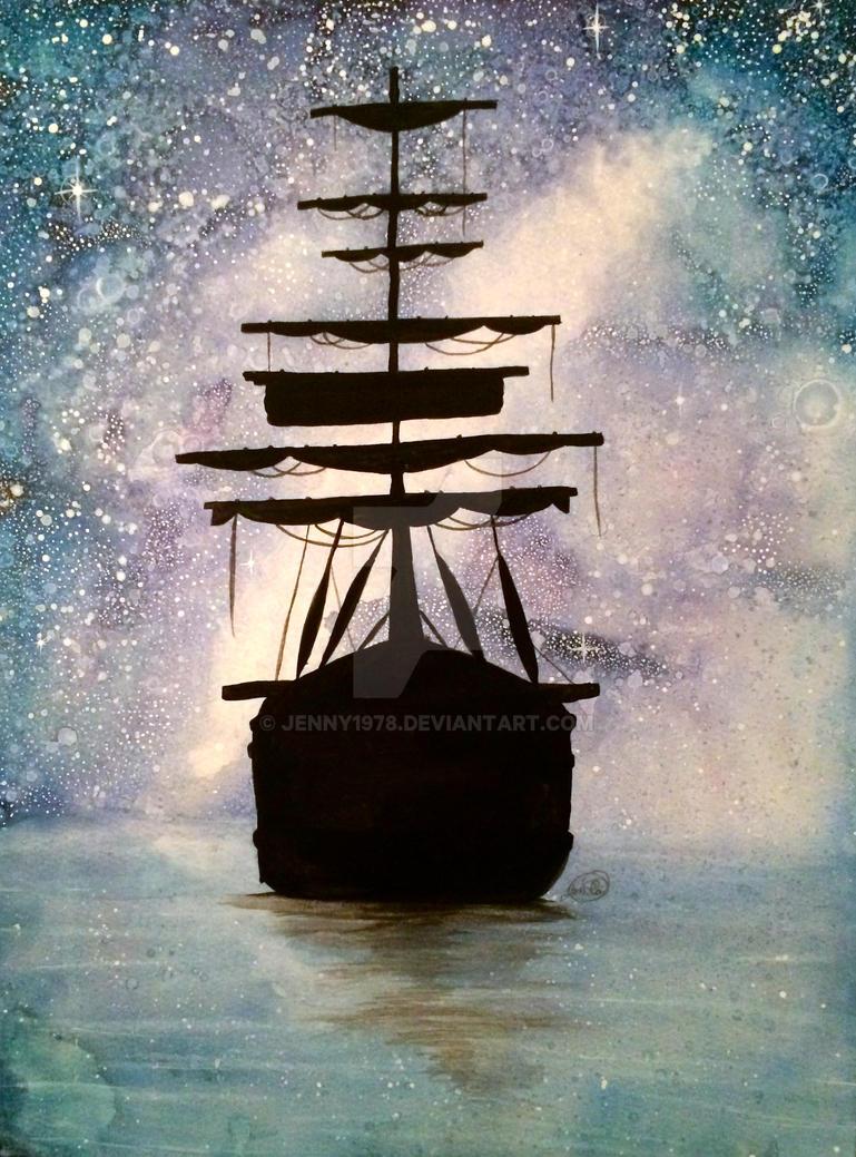 Starship 1 by Jenny1978