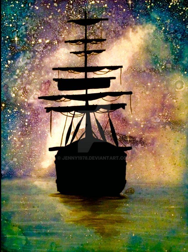 Starship 2 by Jenny1978
