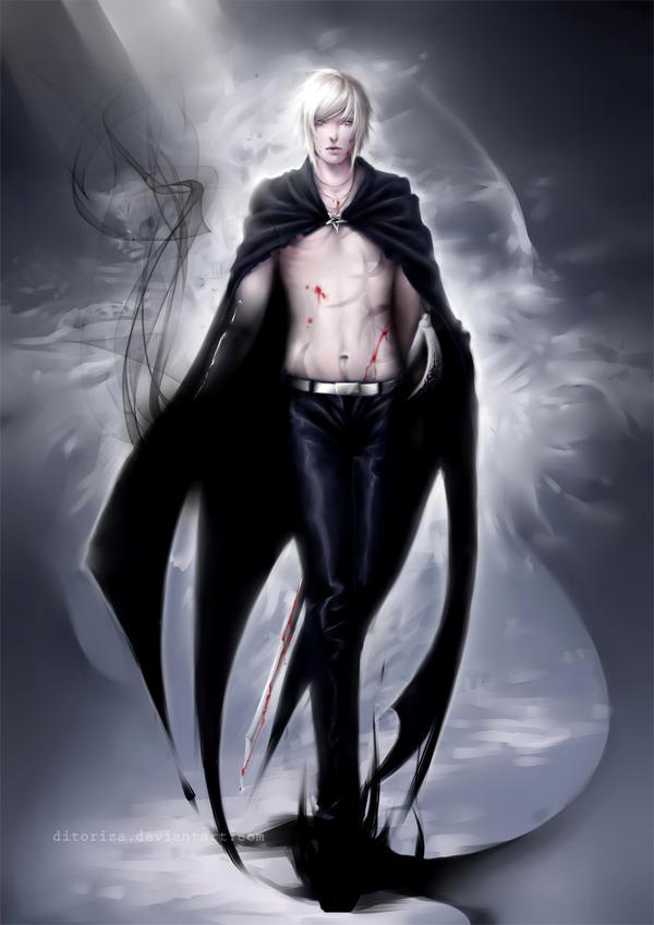 Dark Wizard by Ditoriza on DeviantArt